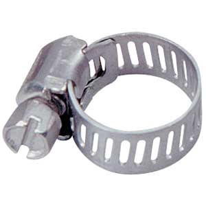 Clamp, Small, Stainless Steel