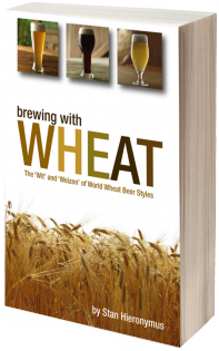 Brewing with Wheat (Softcover Book)