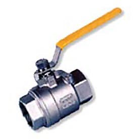 Ball Valve 1/2, SS Full Port