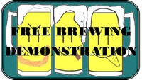 Brew Demonstration - Saturday, 10/3/2015, Noon - FREE
