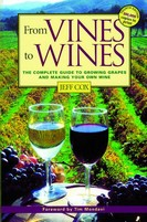 From Vines to Wines, 4th Ed. (Softcover Book)