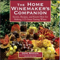 Home Winemaker's Companion (Softcover Book)