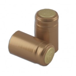 Shrink Capsules, Gold