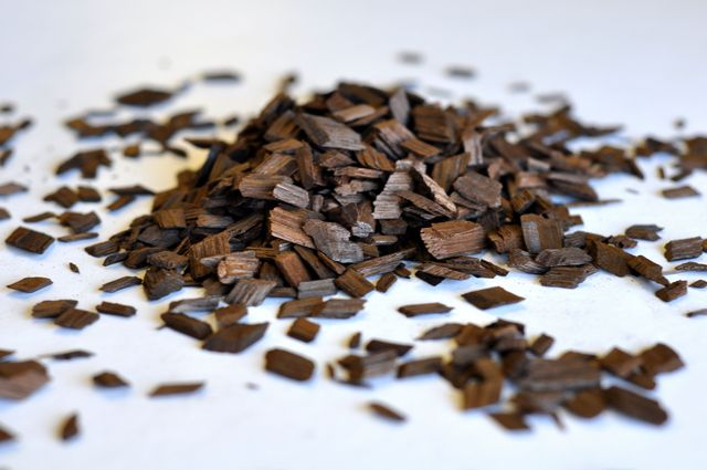 Oak Chips, American Heavy