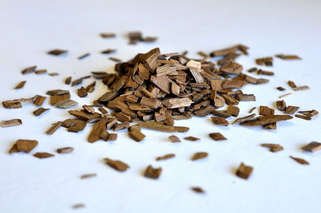 Oak Chips, French Med