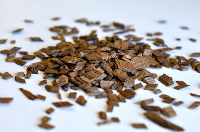 Oak Chips, American Med